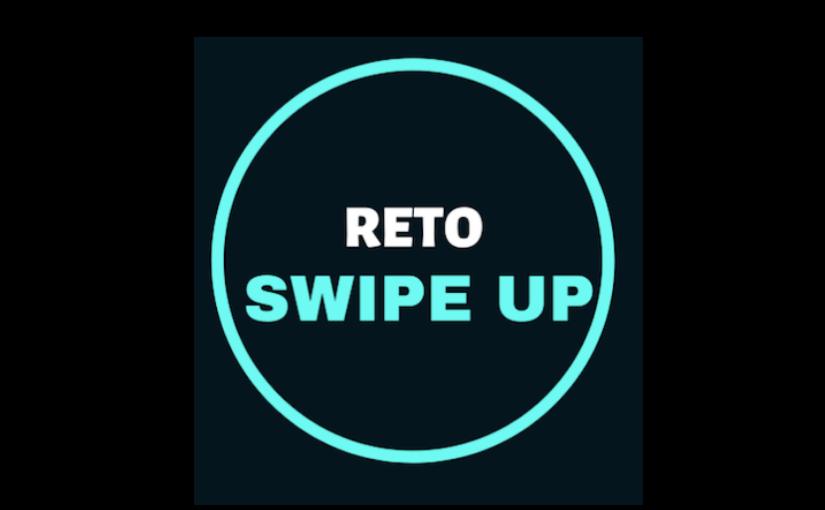 #RetoSwipeUp Un nuevo Challenge para este nuevocurso.
