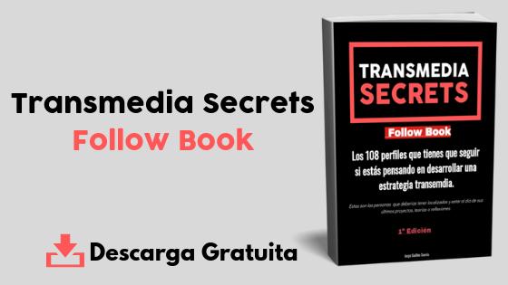 Los 108 perfiles que tienes que seguir si estás pensando desarrollar una estrategiatransmedia.
